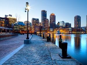 in boston have beautiful